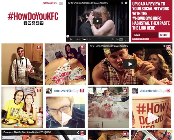 KFC Video Contest