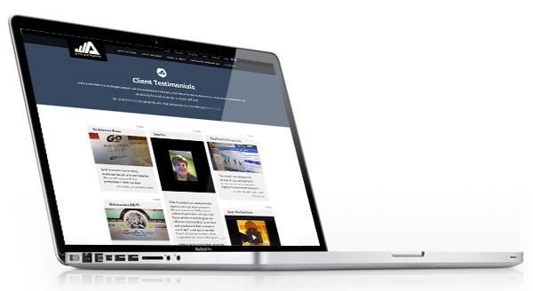 Showcase praise on your website