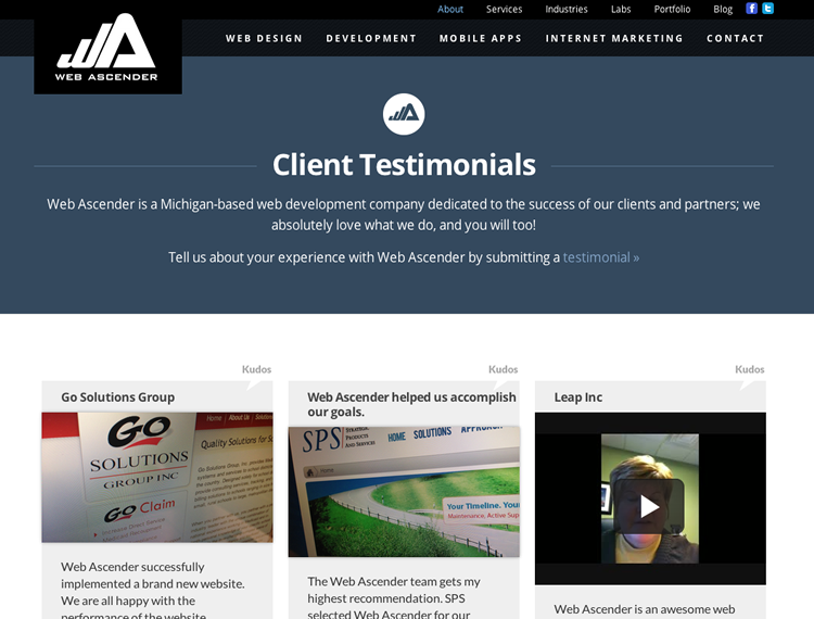 testimonial-display-example
