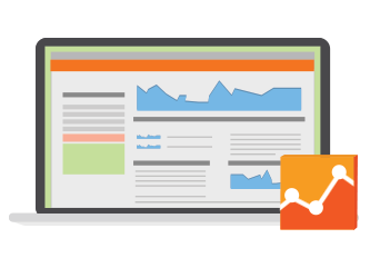 integrate with google analytics