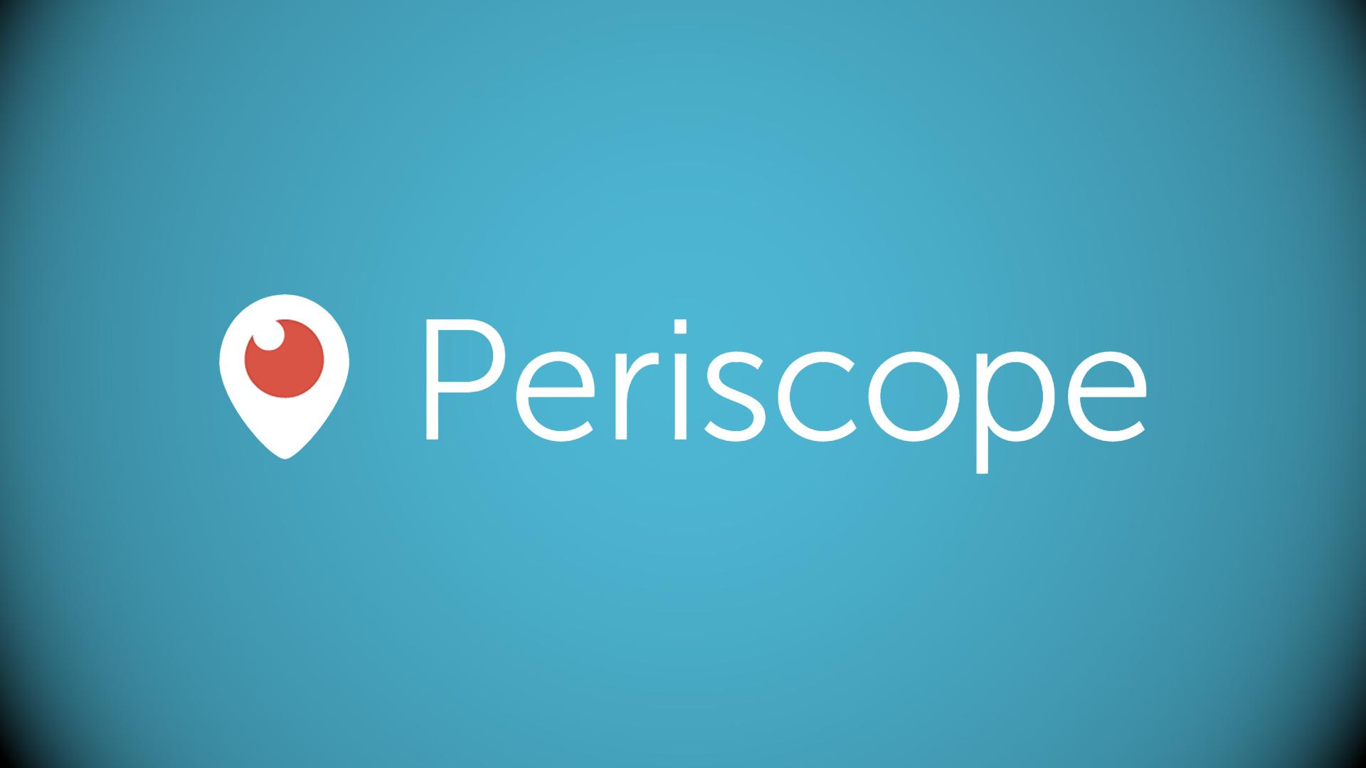 Periscope Live Video Applicaiton