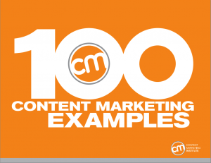 100 Content Marketing Examples Guide