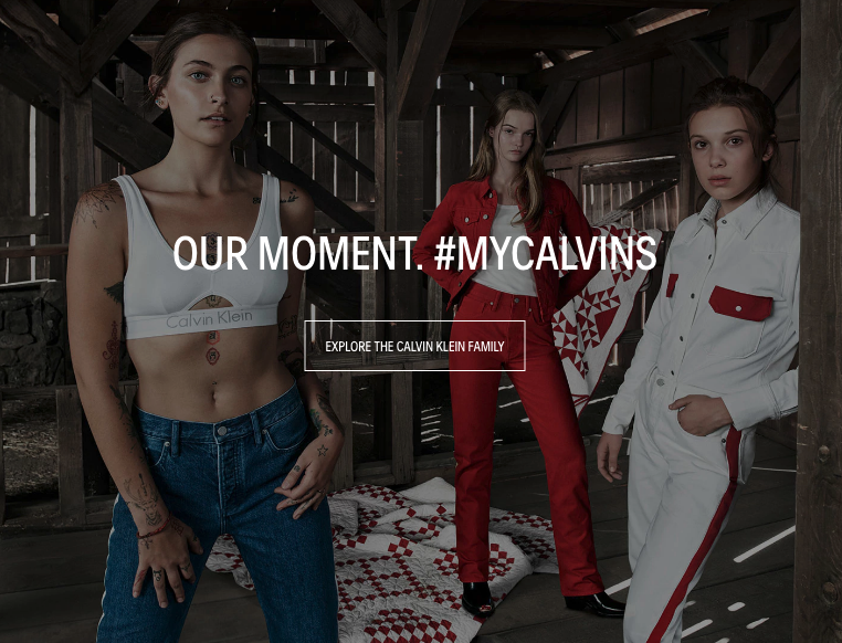 user generated content examples my calvins