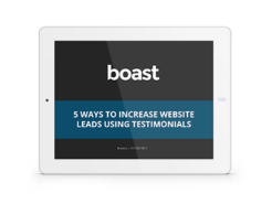 5 ways to increase website leads using testimonials