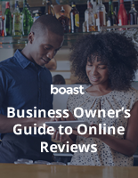 Business Owner's Guide to Online Reviews