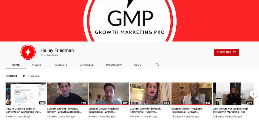 growth marketing pro testimonials