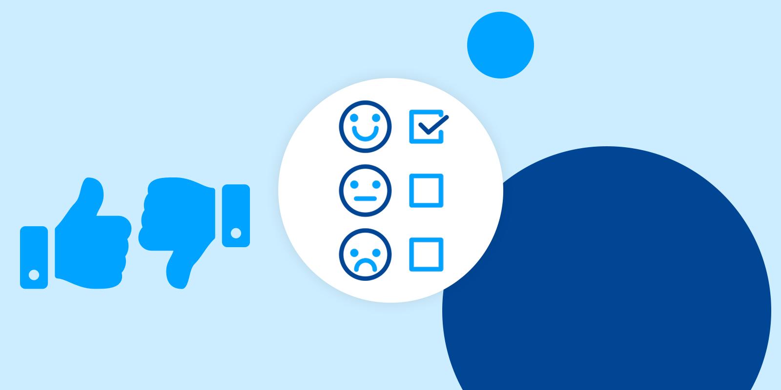 closing customer feedback loop by feedback type