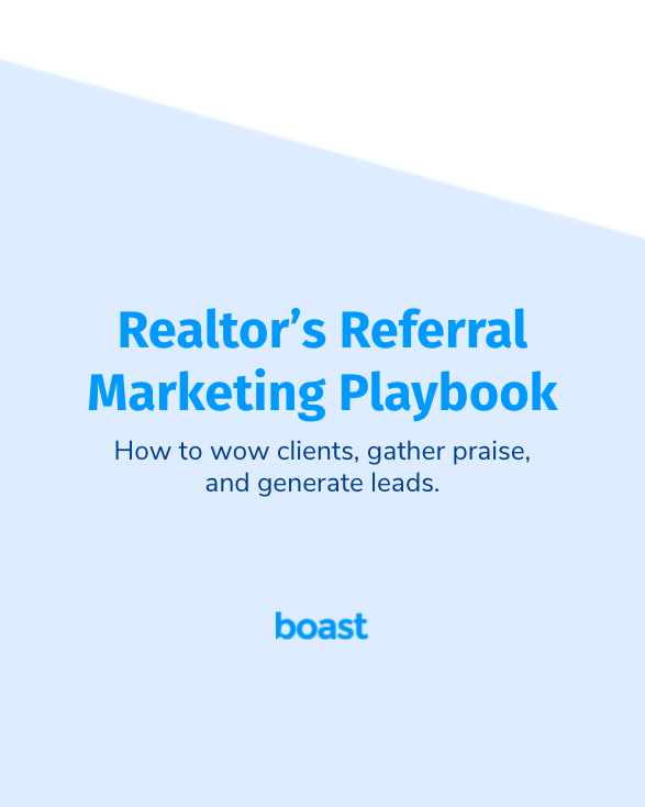 Realtor's Referral Marketing Playbook
