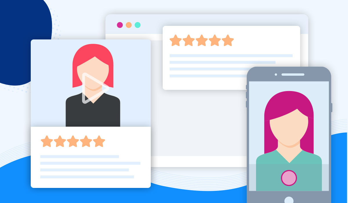 how to get video testimonials