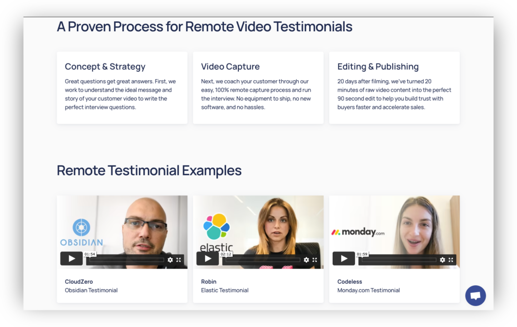 Testimonial Hero - Testimonial Video Cost